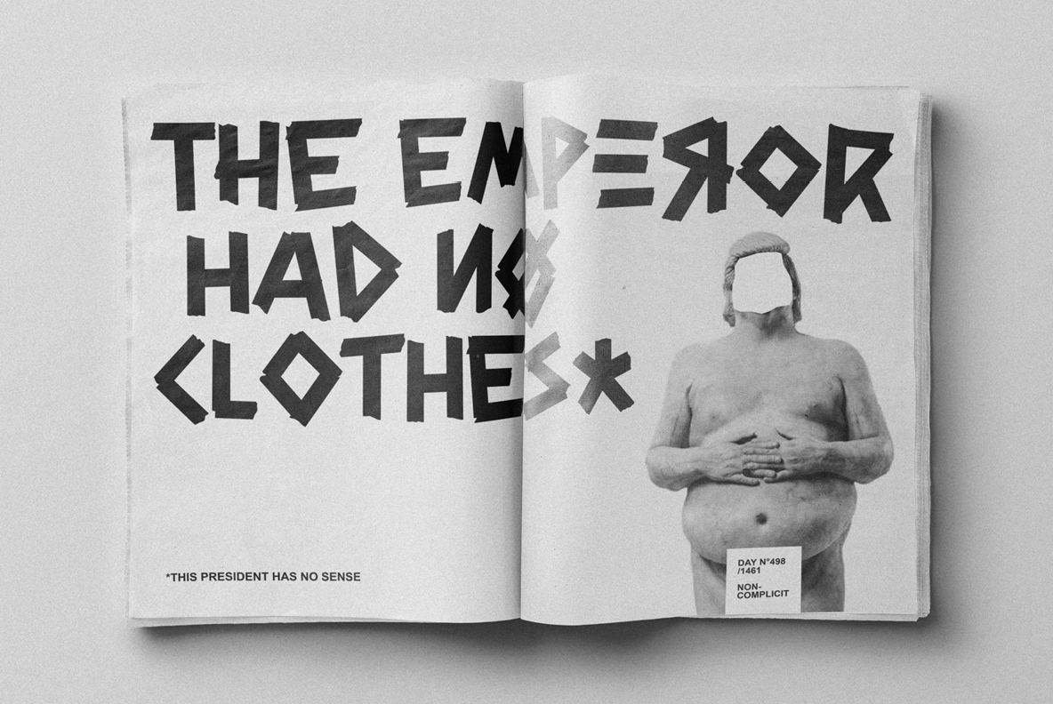 the emperor had no clothes